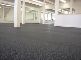 Cleaning Professionals Take Notice: One Sustainable Floor Type That Is  Being Installed In More Facilities Is Rubber Flooring. Rubber Floors Image