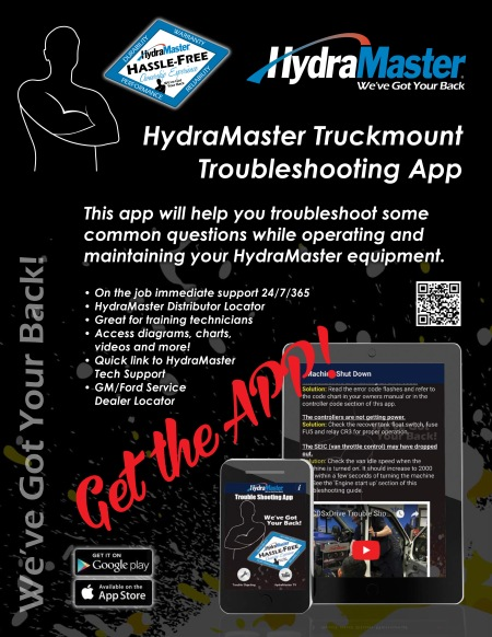 HydraMaster_SupportAppFlyer