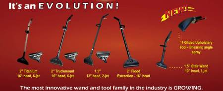 Evolution Wand Series