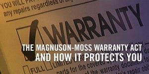 Magnuson-Moss-Warranty-Act